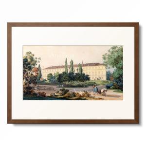 Artist: Hummel, Carl Maria Nicolaus,1821-1907  Ima...