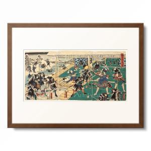 所蔵:クンストパラスト美術館  Artist:  Kunisada, Utagawa,1786-18...