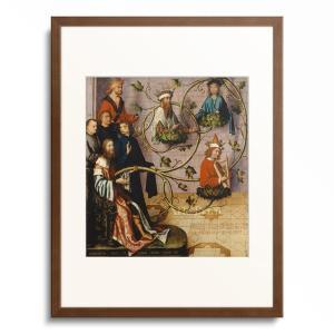 ハンス・ホルバイン(父) Hans Holbein der Altere 「High Altar o...