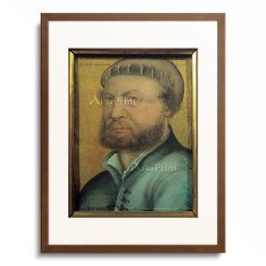 ハンス・ホルバイン(子) Hans Holbein der Jungere 「Selbstbildn...