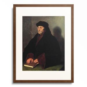 ハンス・ホルバイン(子) Hans Holbein der Jungere 「デジデリウス・エラスム...
