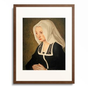 "Cranach, Lucas the Elder 1472-1553.  ""Portrait of ..."