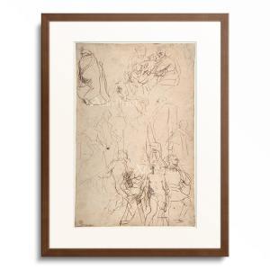 所蔵: メトロポリタン美術館  Rubens, Peter Paul 1577-1640.  The...