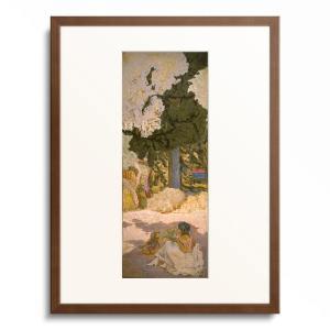 "Bonnard, Pierre 1867-1947.  ""La Mediterranee"" (The..."