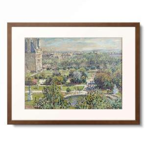 """Monet, Claude 1840-1926.  """"Les Tuileries"""" (The Tui..."""