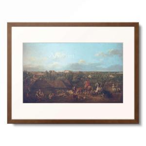 Bellotto, Bernardo, a. k. a. Canaletto 1720-1780. ...