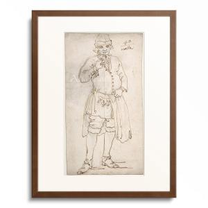 Canaletto (Giovanni Antonio Canal) 1697-1768.  Man...