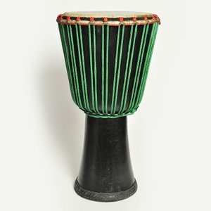 《楽器フェア対象・15%》◎ジャンベ M ギニア (Nプロテクション) NIMBA|afromode
