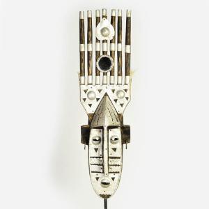 マリンケ族マスク(コンデン)(アフリカの仮面 アート エスニック インテリア)|afromode