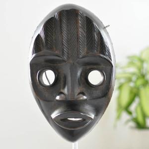 ◎ダン族マスク(アフリカ アート 仮面 インテリア)|afromode