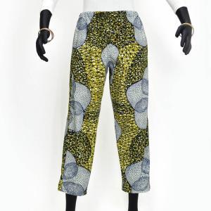 アフリカンレディースパンツ Lサイズ(ズボン ボトムス)|afromode