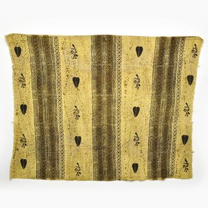 ≪Spring SALE!3/26まで≫◎泥染め 手織り 布 ≪ボゴラン パーニュ アフリカ インテリア ファブリック≫|afromode