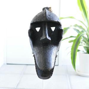 ≪アフロX'mas SALE 20%OFF≫◎ダン族猿マスク(アフリカ 仮面)|afromode