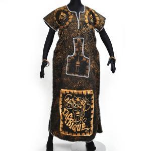 ◎コットン ワンピース (アフリカン エスニック ファッション)|afromode