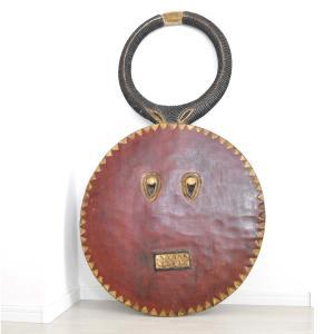 ◎バウレ族巨大≪プレプレ≫マスク(アフリカンアート 仮面)|afromode
