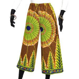 ≪Spring SALE!3/26まで≫○アフリカンレディースパンツ Lサイズ|afromode