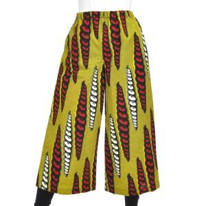 ○アフリカンレディースパンツ Mサイズ|afromode