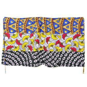 ≪23周年23%OFF!4/28まで≫○パッチワーク 腰巻きスカート (アフリカン パーニュ レディースボトムス)|afromode|07