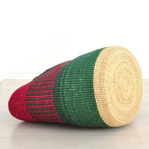≪23周年23%OFF!4/28まで≫◎ブルキナバスケット Variante (アフリカ かごバッグ マルシェバッグ)|afromode|03