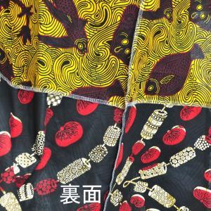 ≪23周年23%OFF!4/28まで≫○パッチワーク 腰巻きスカート (アフリカン パーニュ レディースボトムス)|afromode|04