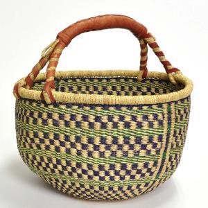 ◎ブルキナバスケット XL(アフリカン カゴバッグ ボルガ) afromode