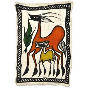 ●セヌフォ族 コロゴ布 96cm≪アフリカンファブリック≫|afromode