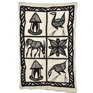 ●セヌフォ族 コロゴ布 91cm≪アフリカンファブリック≫|afromode