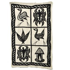●セヌフォ族 コロゴ布 97cm≪アフリカンファブリック≫ afromode