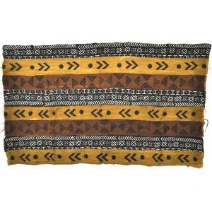 ◎泥染め 手織り マリ産ボゴラン布 157cm≪アフリカンファブリック≫|afromode