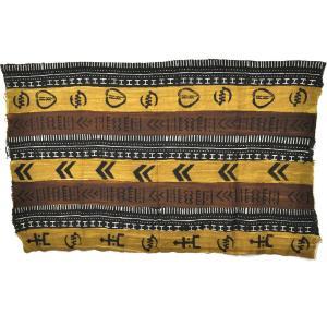 ◎泥染め 手織り マリ産ボゴラン布 165cm≪アフリカンファブリック≫|afromode