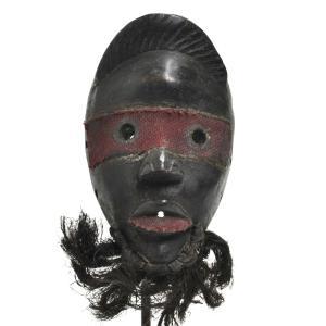 ◎マウ族パスポートマスク(アフリカンアート 仮面)|afromode