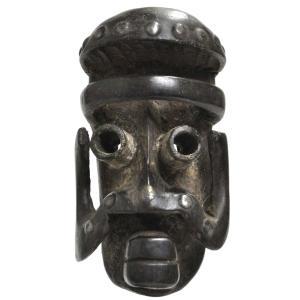 ◎ベテ族パスポートマスク(アフリカンアート 仮面)|afromode