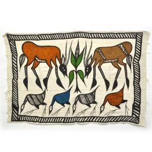 ◎セヌフォ族 コロゴ布 150cm≪アフリカンファブリック≫|afromode