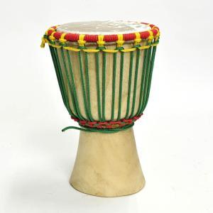 ≪Spring SALE!3/26まで≫◎ジャンベ mini ギニア (フラットエッジ)NIMBA≪ジンベ ジェンベ djembe≫|afromode