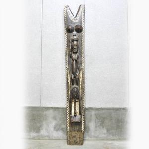 ■ドゴン族の柱(アフリカ 木彫品)|afromode