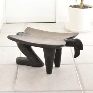 ◎セヌフォ族腰掛(アフリカの家具 スツール 椅子) afromode