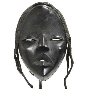 ◎ダン族マスク(アフリカン 仮面 アート)|afromode