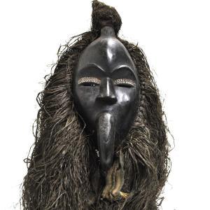 ◎マウ族マスク(アフリカン 仮面 アート)|afromode