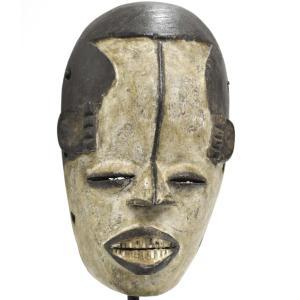 ◎イボ族マスク(アフリカンアート 仮面)|afromode