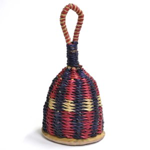 ●マラカス ひょうたん底 (アフリカ ブルキナファソ産) afromode