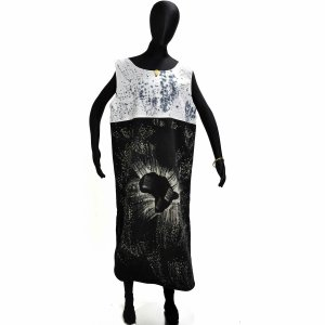 ●コットン ワンピース ≪アフリカン エスニック ファッション≫|afromode