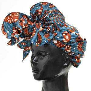 ○フラー(頭巻布)(アフリカンターバン・ヘアバンド)|afromode