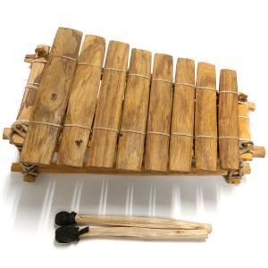 ◎ミニ バラフォン ブルキナファソ製 (アフリカの楽器) afromode