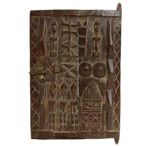 ◎ドゴン族の扉(高さ40cm)|afromode