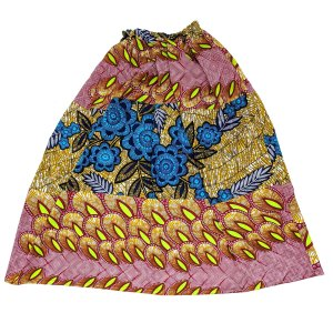 ○アフリカン スカート (パーニュ ボトムス)|afromode