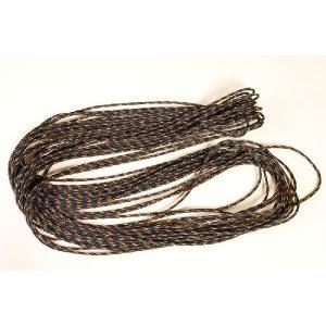 ●NIMBA<br>ジャンベ専用4mmロープ・30m<br>ラスタ|afromode