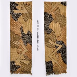 ●アフリカの布 泥染め ボゴラン(民族 エスニック インテリア ファブリック 生地 素材  マルチカバー)|afromode