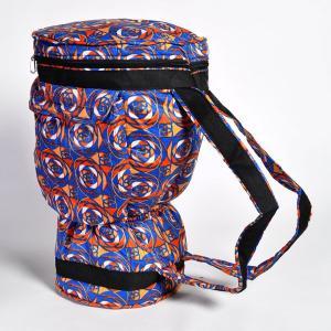 ◎コートジボワール製ジャンベバッグ(サイズS)|afromode