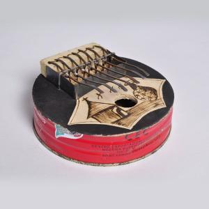 ●≪アフリカの楽器≫トマト缶カリンバ|afromode