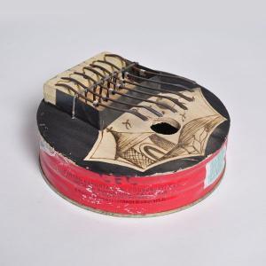 《アフロ楽器フェア対象・20%》トマト缶カリンバ|afromode
